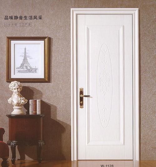 郑州无漆静音木门